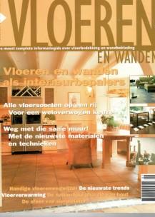 Vloeren en wanden magazine